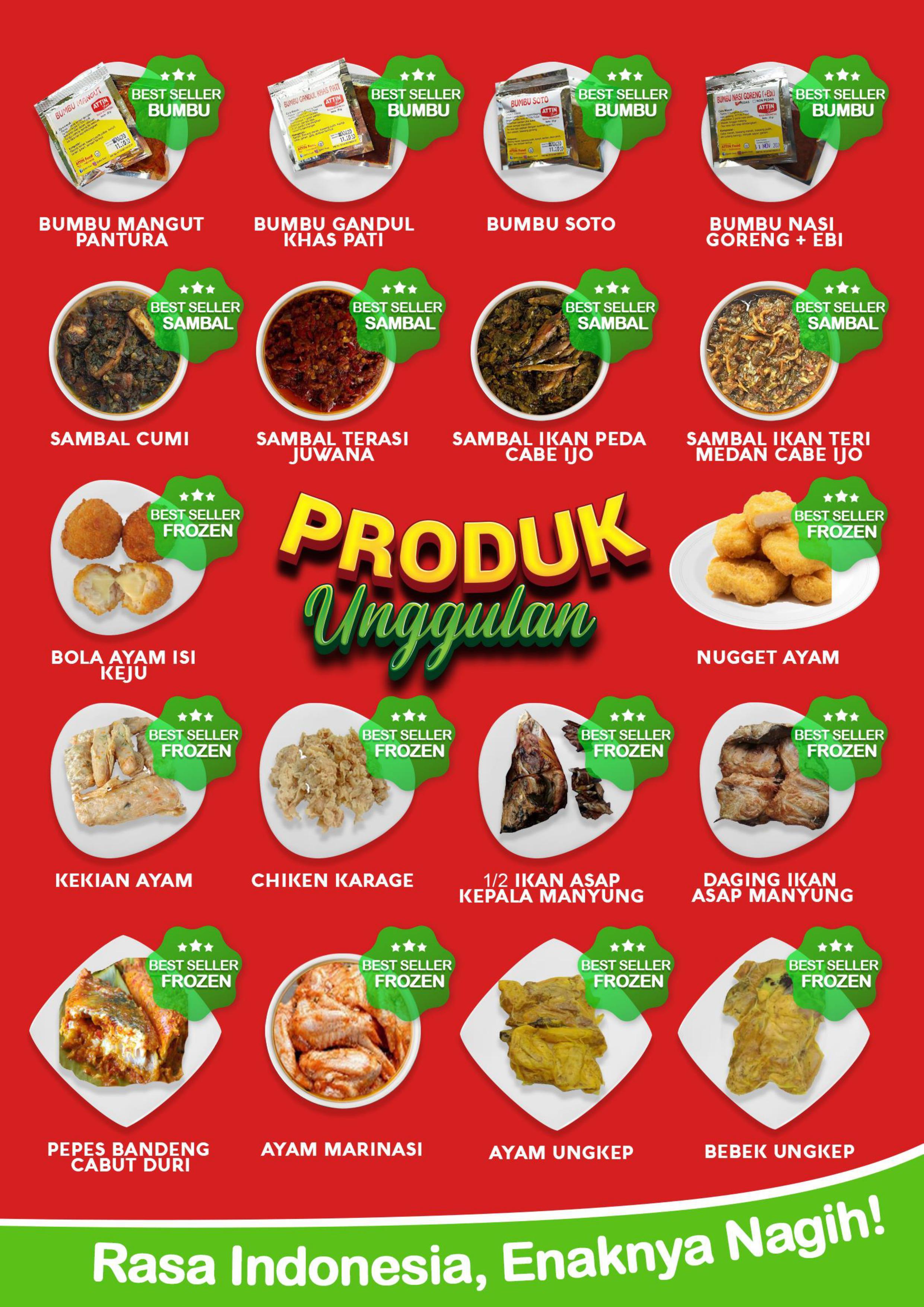 Brosur Katalog ATTIN Food Halaman 2