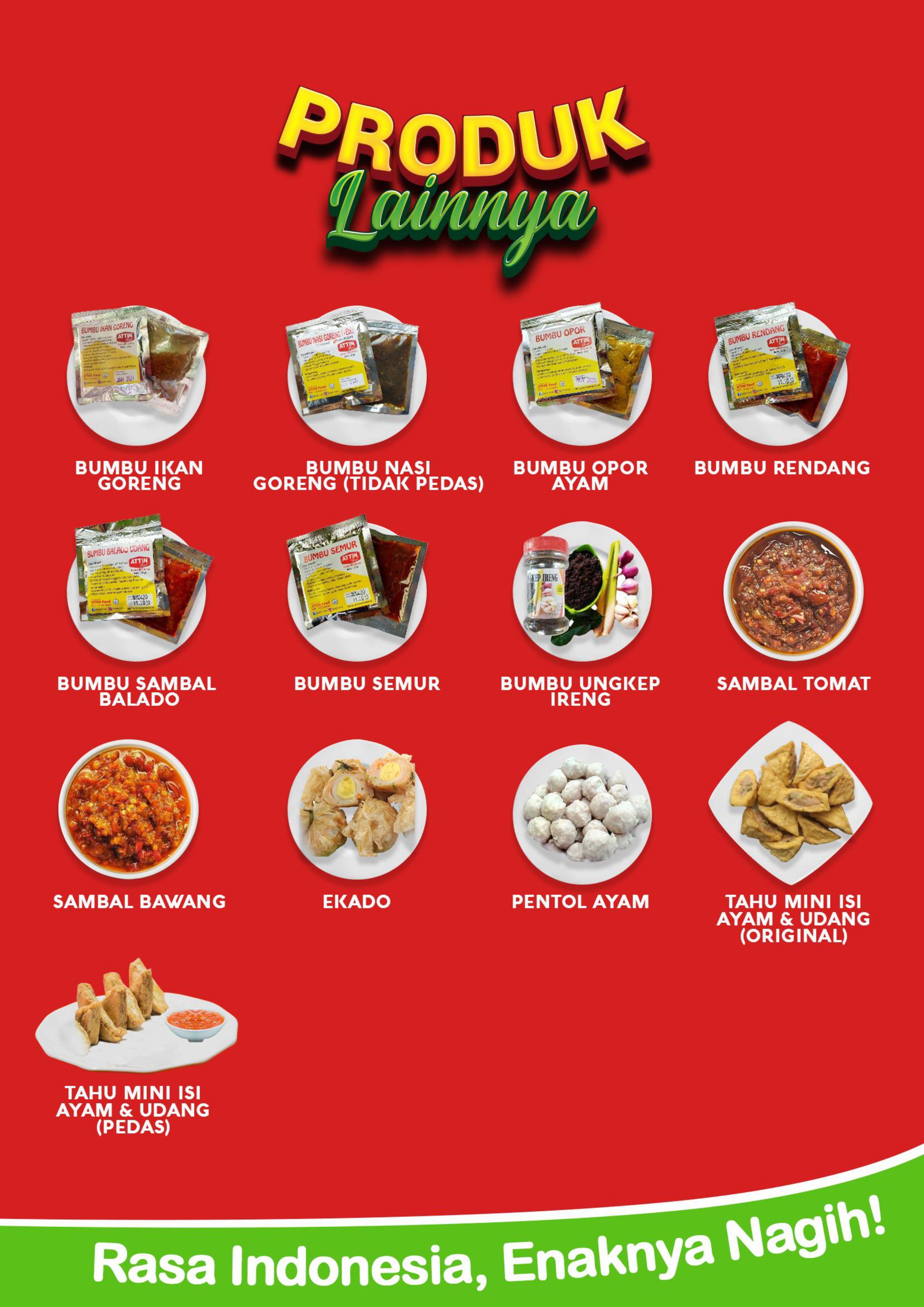 Brosur katalog ATTIN Food Halaman 3